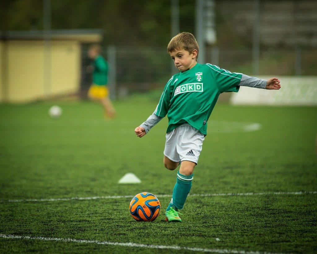 foot enfant