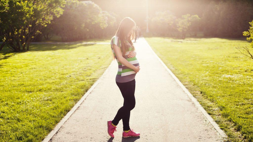 sport femme enceinte