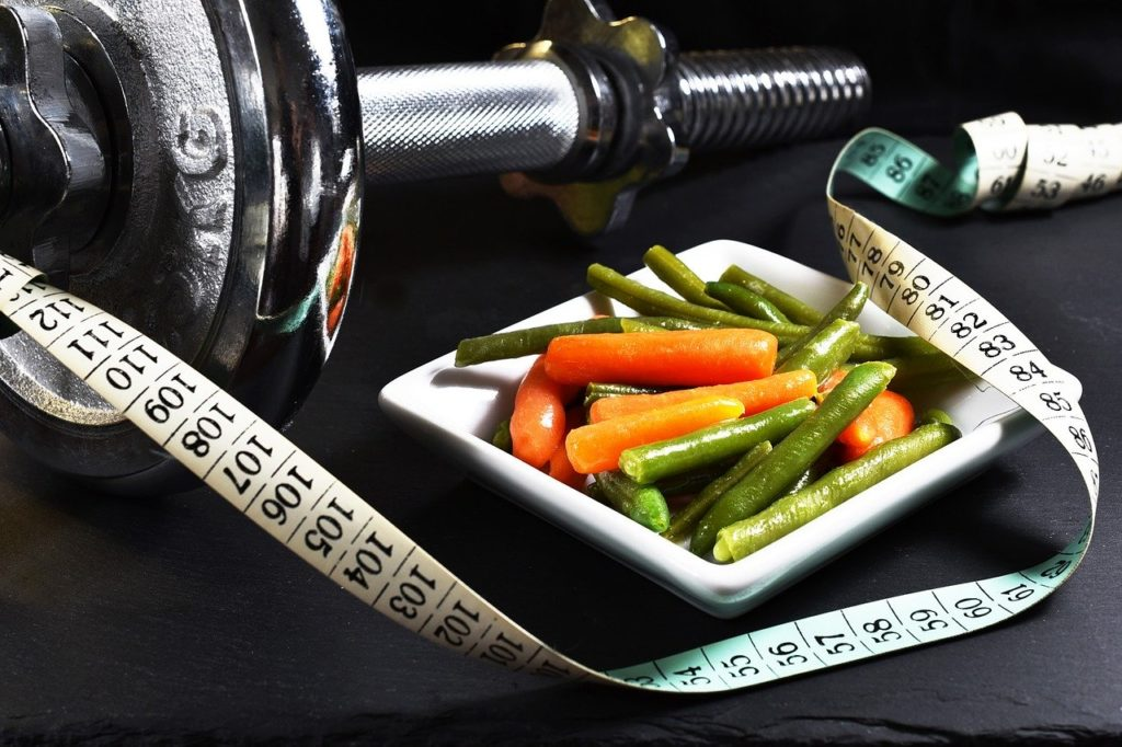 faire du sport vegetarien