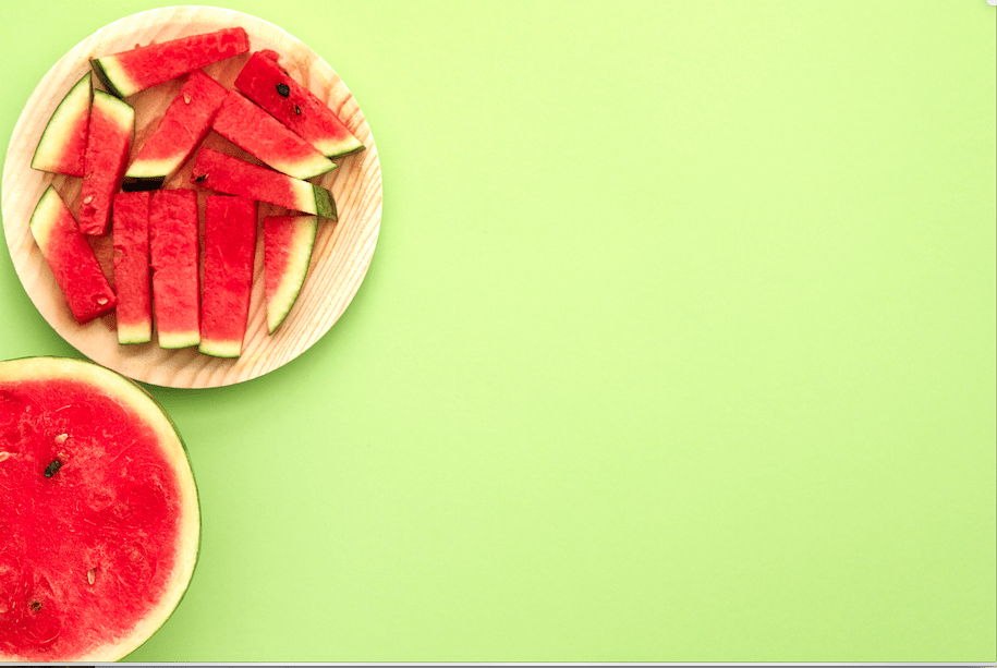 fruits gouter