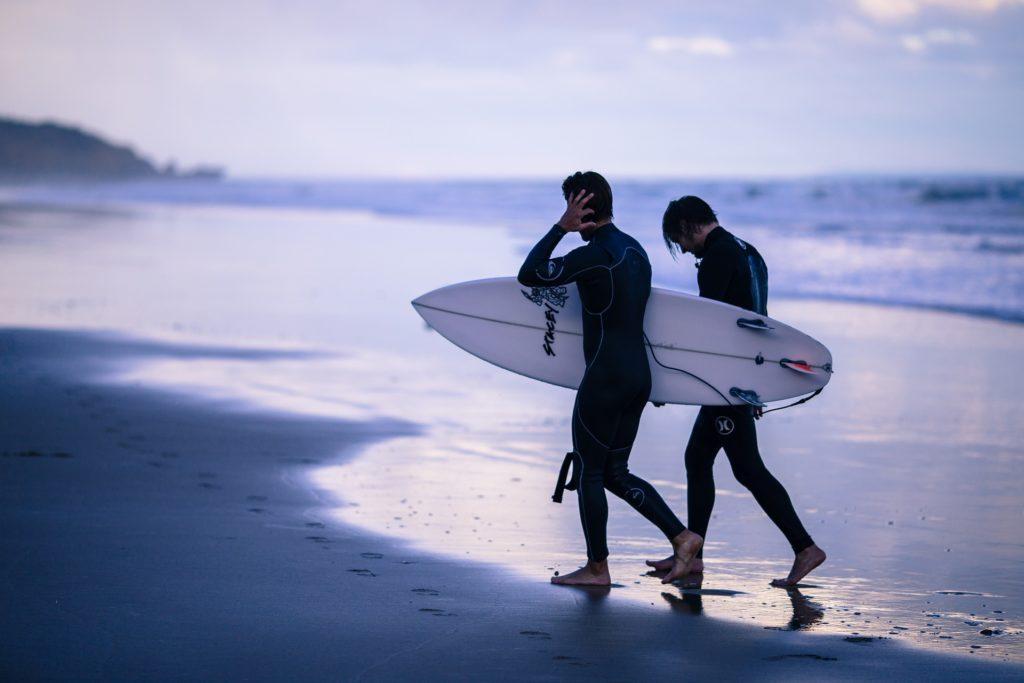 les sports à la plage