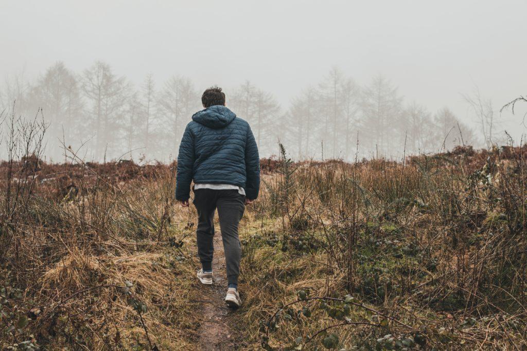 marcher au quotidien