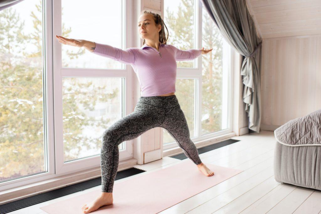 sport yogging
