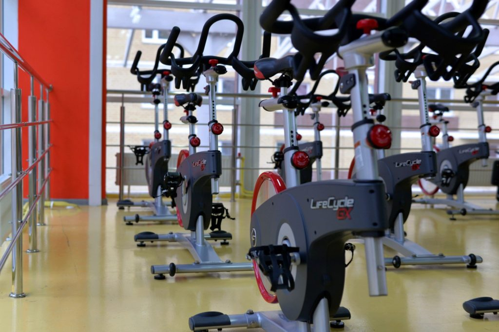 salle sport et velo