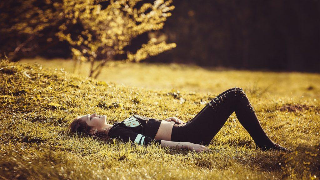 se détendre pour réparer les muscles
