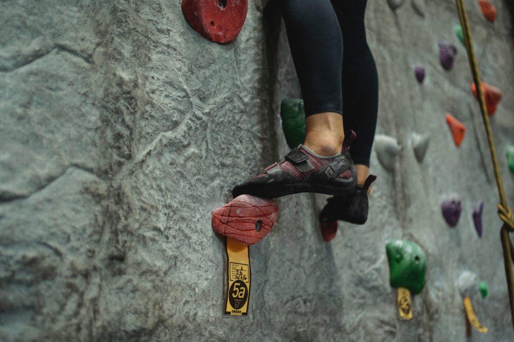 choisir ses chaussons d'escalade