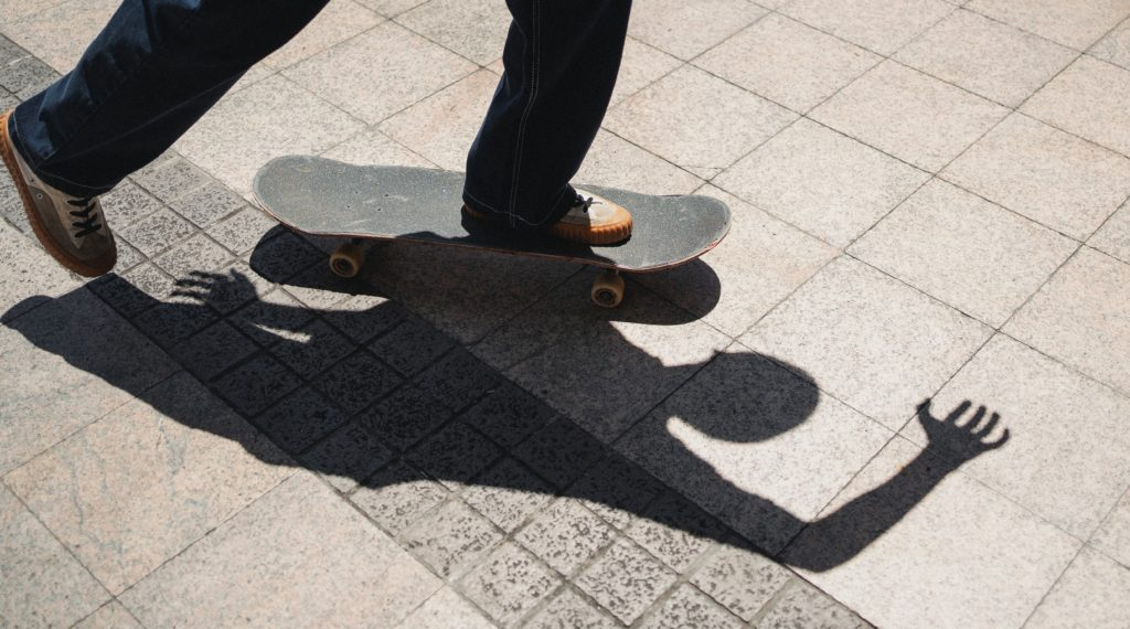 rouler en skate