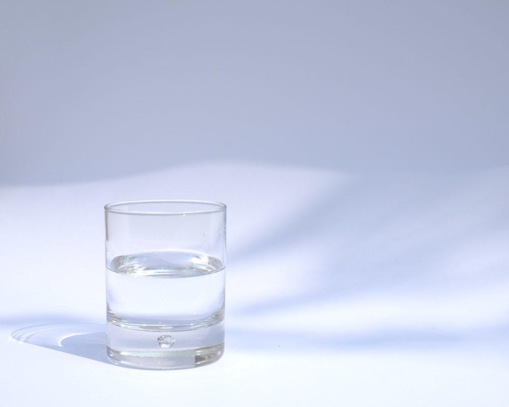 jeûner à l'eau
